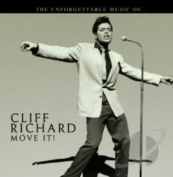 Richard, Cliff - Move It! Audio CD Cover Art