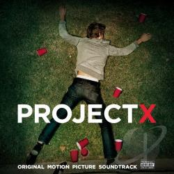 Project X CD Cover Art