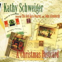 Schweiger, Kathy - Christmas Postcard CD Cover Art
