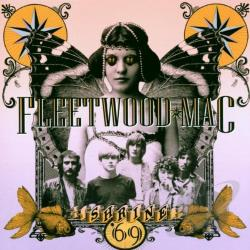 Fleetwood Mac - Shrine '69 CD Cover Art