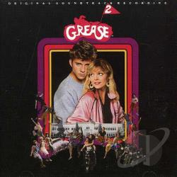 Grease 2 CD Cover Art