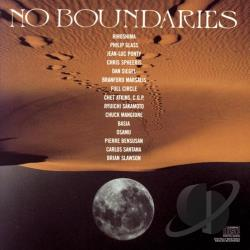 No Boundaries CD Cover Art