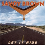 Savoy Brown - Let It Ride CD Cover Art