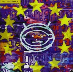 U2 - Zooropa CD Cover Art