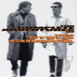 Style Council - Complete Adventures of the Style Council CD Cover Art