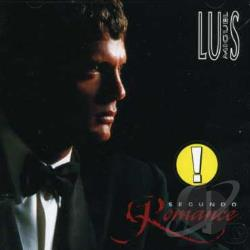 Miguel, Luis - Segundo Romance CD Cover Art