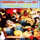 Paulito & Opus 13 - Forbidden Cuba In The 90's: Dance & Romance. CD Cover Art