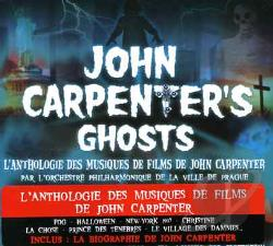 Carpenter, John / Original Soundtrack - Halloween: Music from the Films of John Carpenter CD Cover Art