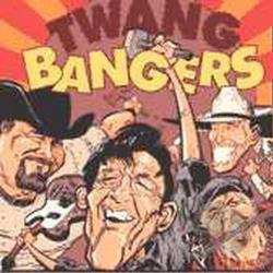 Twangbangers - 26 Days on the Road CD Cover Art