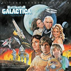 Battlestar Galactica CD Cover Art