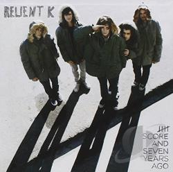 Relient K - Five Score And Seven Years Ago CD Cover Art