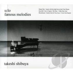 Shibuya, Takeshi - Solo: Famous Melodies CD Cover Art
