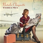 Choquette, Natalie - Terra Mia! CD Cover Art