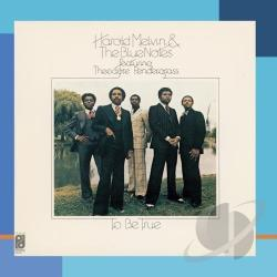 Harold Melvin & The Blue Notes - To Be True CD Cover Art