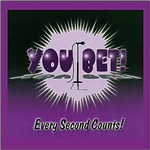 You Bet! - Every Second Counts DB Cover Art