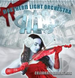 Northern Lights Symphony Orches - Celebrate Christmas CD Cover Art
