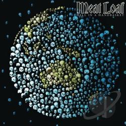 Meat Loaf - Hell in a Handbasket CD Cover Art