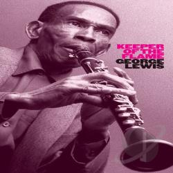 Lewis, George - George Lewis Box: George Lewis & His Famous Bands 1953-1959 CD Cover Art