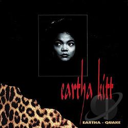 Kitt, Eartha - Eartha-quake CD Cover Art