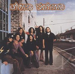 Lynyrd Skynyrd - Pronounced Leh-Nerd Skin-Nerd CD Cover Art