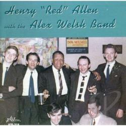Allen, Henry Red - Henry Red Allen With Alex Welsh CD Cover Art