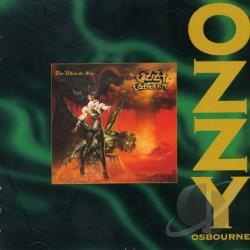 Osbourne, Ozzy - Ultimate Sin CD Cover Art