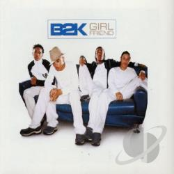 B2k - Girlfriend DS Cover Art