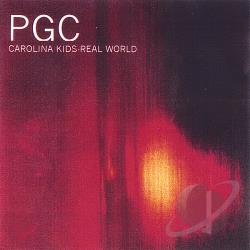 Brown / Moody / Nelson / Spencer - Carolina Kids Real World CD Cover Art