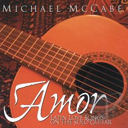McCabe, Michael - Amor CD Cover Art