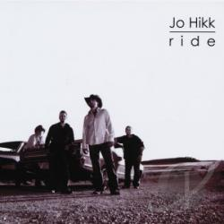 Hikk, Jo - Ride CD Cover Art