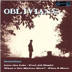 Oblivians - Oblivians Play 9 Songs With Mr. Quintron DB Cover Art