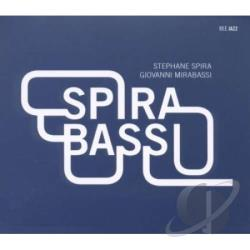 Spira, Stephane - Spirabassi CD Cover Art