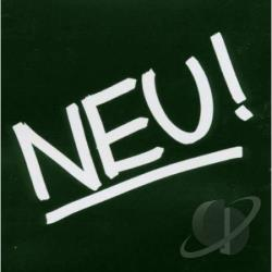 Neu - Neu! 75 CD Cover Art