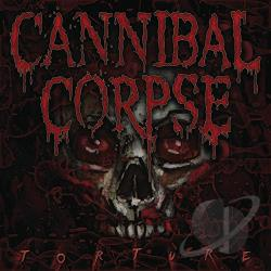 Cannibal Corpse - Torture CD Cover Art