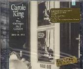 King, Carole - Carnegie Hall Concert CD Cover Art
