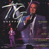 Sheppard, T.G. - Live At The T.G. Sheppard Theater CD Cover Art