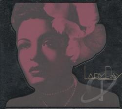 Holiday, Billie - Lady Day: The Complete Billie Holiday On Columbia CD Cover Art