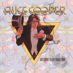 Cooper, Alice - Welcome to My Nightmare CD Cover Art