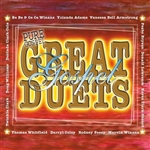 Great Gospel Duets: Pure Gospel CD Cover Art