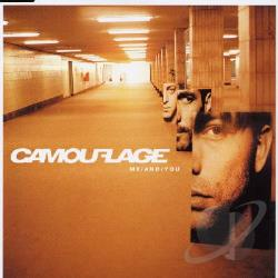 Camouflage - Me & You Pt. 1 DS Cover Art
