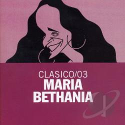 Bethania, Maria - Clasico/03 CD Cover Art