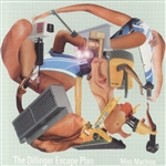 Dillinger Escape Plan - Miss Machine CD Cover Art
