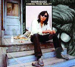Rodriguez - Coming from Reality CD Cover Art