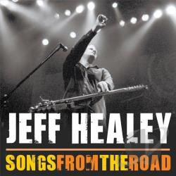 Healey, Jeff - Songs from the Road CD Cover Art