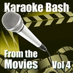 Starlite Karaoke - Karaoke Bash: From The Movies Vol 4 DB Cover Art
