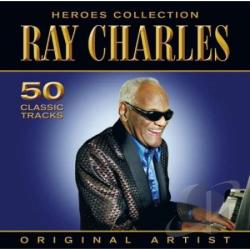 Charles, Ray - Heroes Collection CD Cover Art