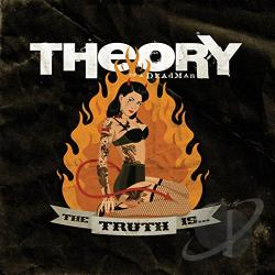 Theory Of A Deadman - Truth Is... CD Cover Art