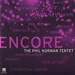Norman, Phil / Norman, Phil Tentet - Encore CD Cover Art