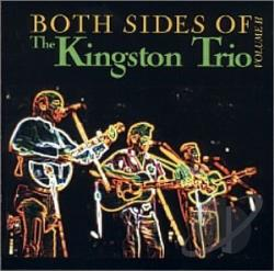 Kingston Trio - Both Sides of the Kingston Trio, Vol. 2 CD Cover Art