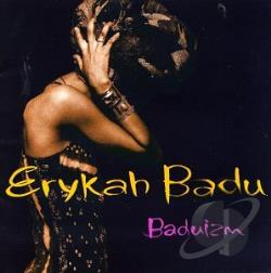 Badu, Erykah - Baduizm CD Cover Art